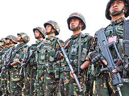 Chi tiêu quân sự của Trung Quốc sẽ vượt 170 tỷ USD