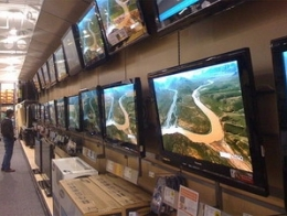 Các hãng LCD Đài Loan gặp khó trước sự cạnh tranh của Trung Quốc