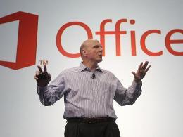 Microsoft tiết lộ phiên bản Office mới