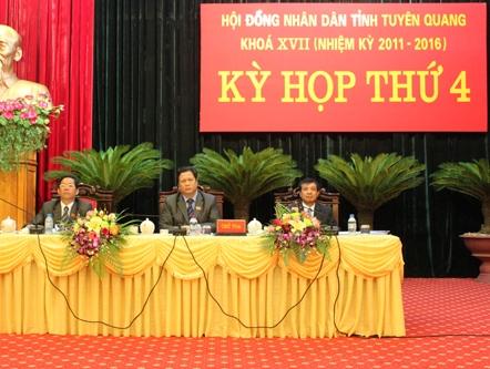 GDP 6 tháng đầu năm Tuyên Quang tăng 15,07%