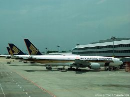 Singapore mở rộng sân bay Changi thêm 1.000 hecta
