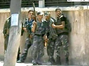 Giao tranh dữ dội gần tòa nhà trụ sở chính phủ Syria