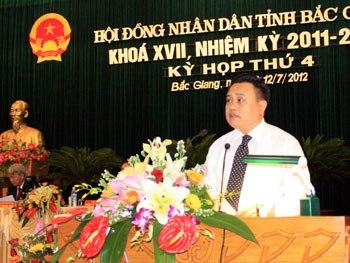 GDP Bắc Giang 6 tháng đầu năm tăng 9%
