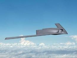 Mỹ chế siêu máy bay đối phó với Trung Quốc