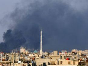 Israel cân nhắc tấn công kho vũ khí hóa học Syria