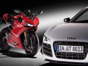Audi hoàn tất thương vụ mua thương hiệu Ducati của Italia
