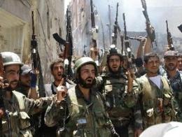 Các ngân hàng Syria đã cạn tiền