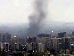 Quân nổi dậy chiếm được các khu vực biên giới Syria