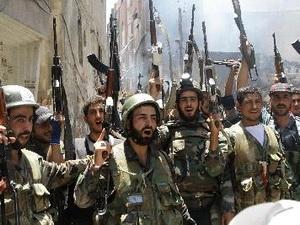 Quân chính phủ Syria phát động tổng phản công