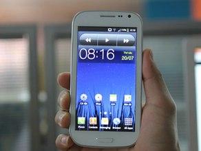 Điện thoại giống Samsung Galaxy S III giá chỉ hơn 5 triệu