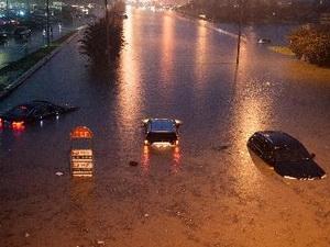 Bắc Kinh hứng chịu đợt mưa lớn nhất trong 60 năm qua