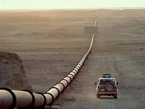 Nổ một đường ống dẫn 1/4 lượng dầu xuất khẩu của Iraq