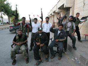 Phe đối lập tấn công vào thành phố lớn nhất Syria