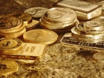 Giá vàng tiếp tục giảm do lo ngại tình hình Tây Ban Nha, Hy Lạp