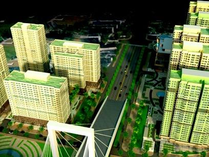 Tiếp tục mở bán 200 căn hộ dự án The Era Town giá từ 15 triệu đồng/m²