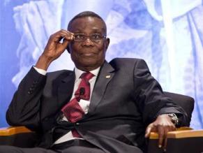 Tổng thống Ghana đột ngột qua đời