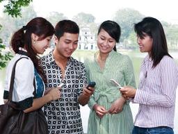 Hà Nội chỉ chiếm 10%thuê bao di động của cả nước