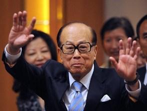 Tỷ phú Hong Kong chi 1 tỷ USD mua công ty khí đốt Anh