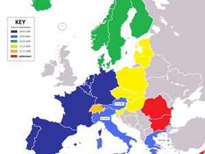 Na Uy cân nhắc rời khu vực miễn thị thực Schengen