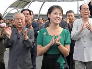 Những đồn đoán về đệ nhất phu nhân bí ẩn của Triều Tiên