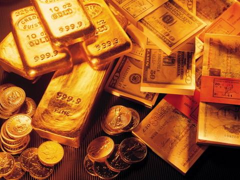 Vàng lên trên 1600 USD/oz do kỳ vọng kích thích của Mỹ và châu Âu