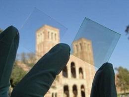 Mỹ phát minh pin mặt trời bằng polymer trong suốt