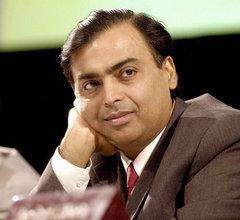 Tỷ phú giàu nhất Ấn Độ muốn lập mạng 4G hiện đại nhất thế giới