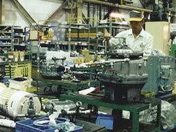 Sản lượng công nghiệp Nhật Bản bất ngờ giảm trong tháng 6