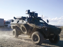 Thổ Nhĩ Kỳ triển khai thêm quân đến sát biên giới với Syria
