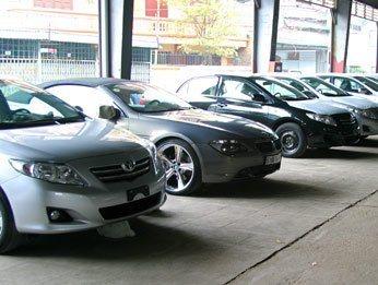 Cho nhập khẩu ôtô mới không cần ủy quyền chính hãng