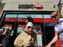HSBC dành 2 tỷ USD cho án phạt tiếp tay rửa tiền