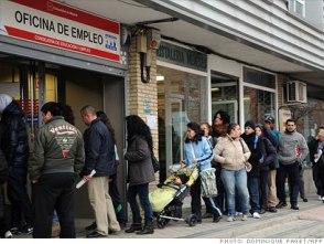 Tỷ lệ thất nghiệp eurozone lên cao nhất kể từ 1995