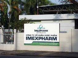 Imexpharm không kinh doanh trái phép và không buôn lậu thuốc tân dược