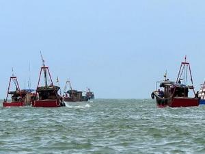 Trung Quốc đưa 9000 tàu cá ra Biển Đông