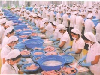 Việt Nam ký hợp đồng xuất khẩu 30.000 tấn cá tra sang Nga