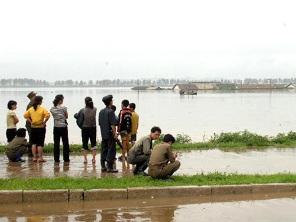 Liên Hợp Quốc cân nhắc viện trợ Triều Tiên sau lũ lụt