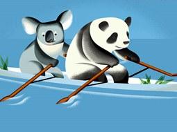 Trung Quốc nhắm tới tăng cường liên kết tài chính với Australia
