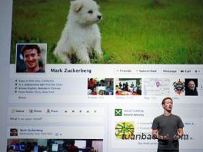 Tất cả tài khoản Facebook phải chuyển sang Timeline từ cuối năm nay