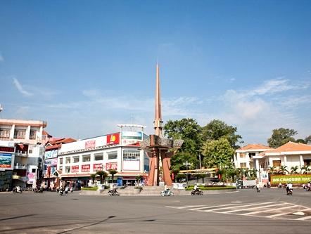 Tiền Giang duyệt quy hoạch 1/500 quảng trường trung tâm tỉnh