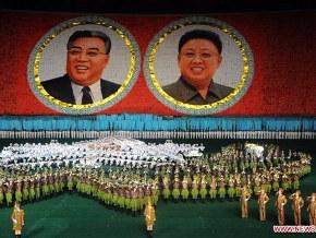 Triều Tiên thực hiện màn đồng diễn lớn nhất thế giới