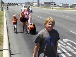 Sân bay Texas náo loạn vì đe dọa đánh bom