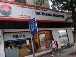 Chứng khoán Hà Thành HASC tỷ lệ an toàn vốn khả dụng 171%