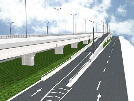Gần 6200 tỷ đồng xây dựng đường vành đai 3 đoạn Mai Dịch - Nam Thăng Long