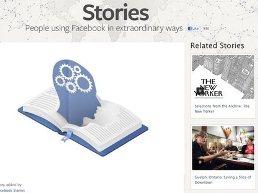 Facebook ra mắt trang web lưu trữ những chuyện đáng nhớ