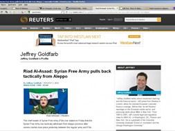 Reuters bị tin tặc tấn công