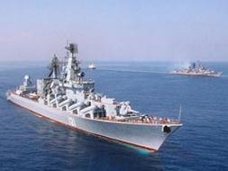 Nga điều thêm 3 tàu hải quân lớn tới Syria