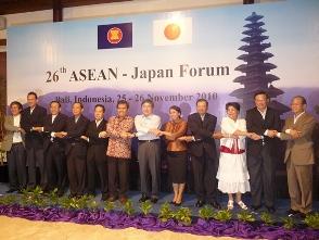 ASEAN, Nhật Bản soạn hợp tác kinh tế chiến lược 10 năm