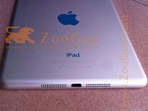 Hé lộ những hình ảnh mới nhất của mẫu iPad mini
