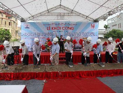 Đầu tư hơn 440 tỷ đồng xây 2 khu tái định tại quận Hoàng Mai