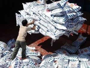 Lượng phân bón nhập khẩu trong 7 tháng giảm hơn 10%